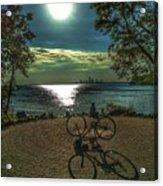 Art Of The Morning Sun Acrylic Print