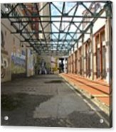 Art Space In Former Power Plant Acrylic Print