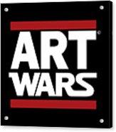Art Wars Acrylic Print