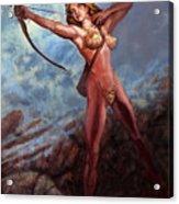 Artemis Diana Acrylic Print