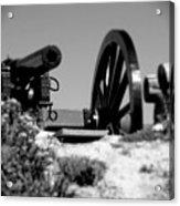Artillery Lunette Acrylic Print