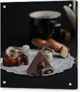 Artisanal Belgian Chocolate Acrylic Print