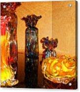 Artistic Glass 2 Acrylic Print
