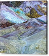 Artist's Palette Acrylic Print
