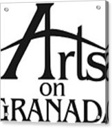 Arts On Granada Acrylic Print