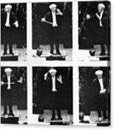 Arturo Toscanini Acrylic Print