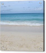 Aruba Take Me Away Acrylic Print