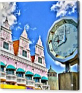 Aruba Time Acrylic Print