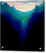 Arwen Cover Art 1 Acrylic Print