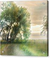 As Days Go By Acrylic Print