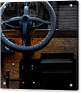 As Ford Models  Acrylic Print by Steven  Digman