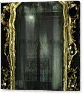 As Through A Glass Darkly  Acrylic Print
