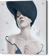 Ascension Acrylic Print by Diego Fernandez