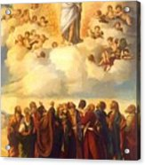 Ascension Of Christ Acrylic Print