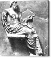 Asclepius Acrylic Print