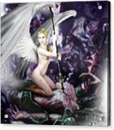 Asha - Godslayer Acrylic Print