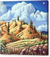 Ashcroft Landscape Acrylic Print