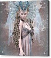 Ashen Queen Of The Mountain 2 Acrylic Print