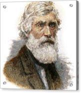Asher B. Durand, 1796-1886 Acrylic Print