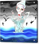 Ashes To Ashes Acrylic Print