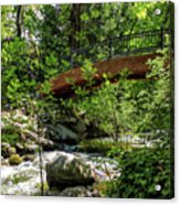 Ashland Creek Acrylic Print