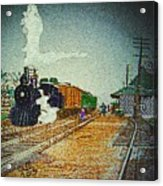 Ashland Station Acrylic Print