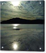 Ashokan Sunset Photograph Acrylic Print