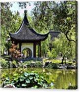 Asian Charm  Acrylic Print