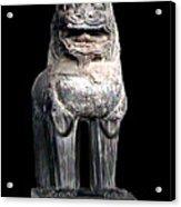Asian Lion Jgibney The Museum Acrylic Print
