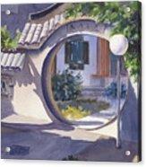 Asian Portal Acrylic Print