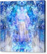 Asiaq-goddessofweather Acrylic Print