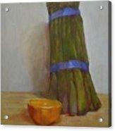 Asparagus   Copyrighted Acrylic Print