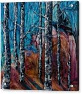 Aspen Grove - 2 Acrylic Print