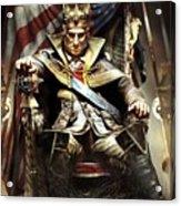 Assassin's Creed IIi Acrylic Print