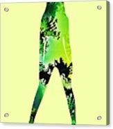 Assertive Acrylic Print