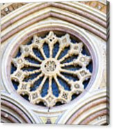 Assisi Plenaria Design Acrylic Print