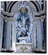 Assumption Of Mary Acrylic Print