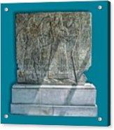 Assyrian Relief 02 Acrylic Print
