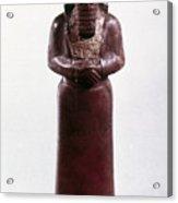 Assyrian Statue Acrylic Print