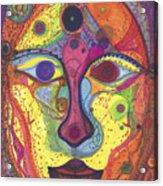 Asta Acrylic Print by Daina White