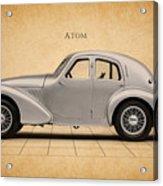 Aston Martin Atom Acrylic Print