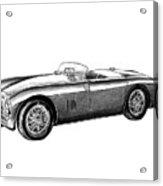 Aston Martin Db-5 Acrylic Print