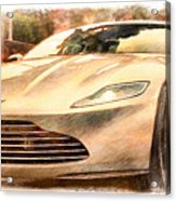 Aston Martin Db10 Acrylic Print