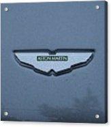 Aston Martin Logo # 1 Acrylic Print