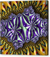 Astonishment - A Fractal Artifact Acrylic Print