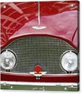 Astonmartin Db2/4 Mark IIi Acrylic Print