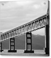 Astoria Bridge Acrylic Print
