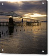 Astoria-megler Bridge 2 Acrylic Print