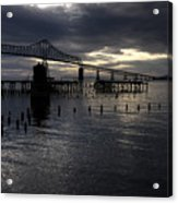 Astoria-megler Bridge Acrylic Print