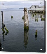 Astoria Waterfront Acrylic Print